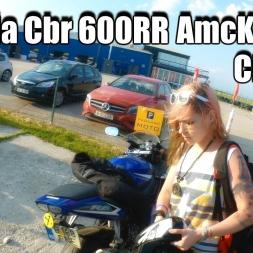 Honda CBR 600 RR 2007 - AmcKart Circuit (2k)