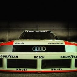 Assetto Mods: Audi 90 IMSA GTO at Daytona Road Course!