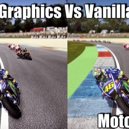 MotoGP 17 - Ultra Graphics mod & Real Cam Effect  - Total FX MOD (2k)