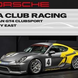AC • Porsche Cayman GT4 Clubsport @ Pace Park | E2SL
