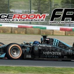 Raceroom - FR X-17 at Suzuka (PT-BR)