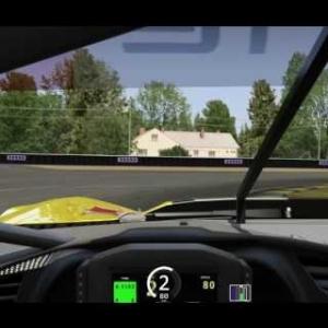 C7R @ Le Mans