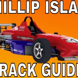 iRacing Skip Barber Track Guide Season 3 2017 - Phillip Island