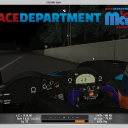 RDLMS By Vesaro and Thrustmaster - Round 3 - 24 Hours of Le Mans - Car 12 Roaring Pipes Maniacs