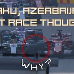 F1 Baku, Azerbaijan 2017 - Post Race Thoughts - SO MUCH TO DISCUSS!!