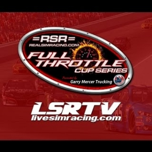 15: Michigan // =RSR= Full Throttle Cup Series