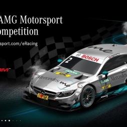 RaceRoom | Mercedes-eRacing Competition - 04 Norisring 0:47.556