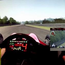 AC - Nordschleife - Maserati 250F 12C - 100% AI 2 laps race