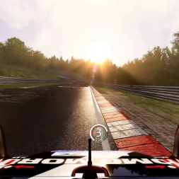 LMP1 - First lap with LMP on the Green Hell!