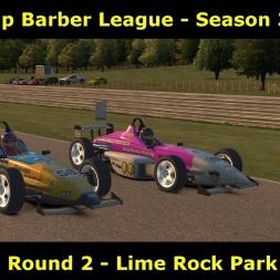 iRacing - Skip Barber UK and I League Lime Rock - Season 3 2017