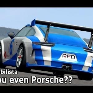 [LIVESTREAM] Automobilista: Porsches around Eastern Creek