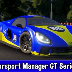 TwinPlays Motorsport Manager GT Series - #18 Pushing On