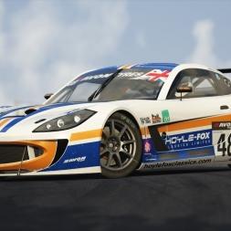 Assetto Mods: Ginetta GT4 AI Race at Brands Hatch!