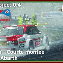 Dirt Rally - RFPE Project 0.4 - Fiat 131 Abarth - Gordolon - Courte montée