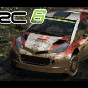 WRC 6 - Toyota Yaris WRC - Hafren **Top 15 Global**