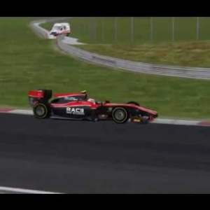 A Kick of the Tail - Assetto Corsa