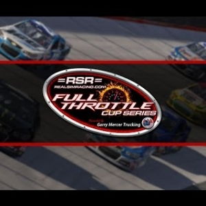 16: Sonoma // =RSR= Full Throttle Cup Series