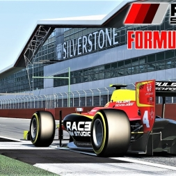 NEW! Race Sim Studio Formula RSS 2 HOTLAP at Silverstone - Assetto Corsa (Mod Download)