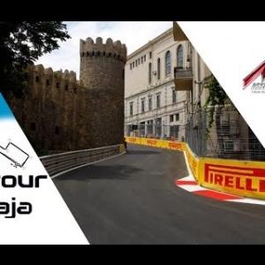 """Le tour de jaja""#13:FORMULA HYBRID 2017 Baku GP"