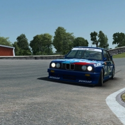 Raceroom | First laps at Knutstorp