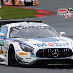 Mercedes AMG GT3 at Imola (PT-BR)
