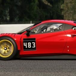Assetto Corsa - Ferrari 488 GT3 @ Barcelona GP