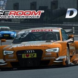 Raceroom - Audi RS5 DTM at Norisring (PT-BR)