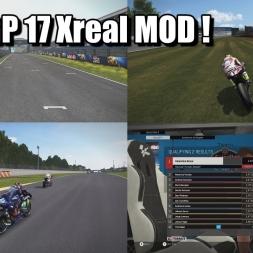 MotoGP 17 -  XReal Mod 0.1 (2k)