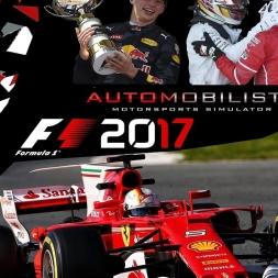 f1 2017 Ferrari SF70-H Automobilista