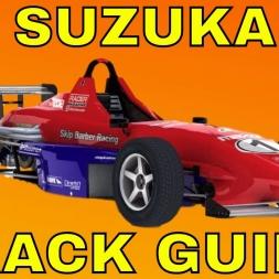 iRacing Skip Barber Track Guide Season 3 2017 - Suzuka