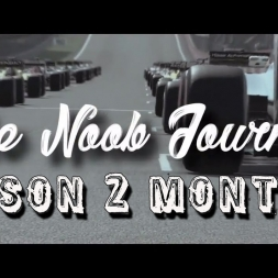 MONTAGE TIME! - NOOB JOURNEY S2 HIGHLIGHTS!