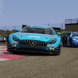 Assetto Corsa | Mercedes AMG GT3 at Paul Ricard