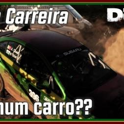 Dirt 4 - Modo Carreira 08 - Bati num carro??