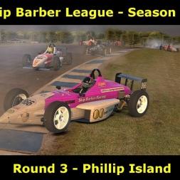 iRacing - UK & I Skip Barber League @ Phillip Island
