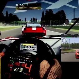 AC - Imola - Ferrar 599xx Evo - online race