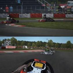 rFactor 2: Genk Karting
