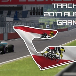 F1 2017 Austrian Grand Prix | Virtual Circuit Guide | Red Bull Ring, Austria | ACFL 2017