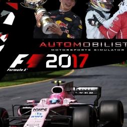 f1 2017 force india automobilista
