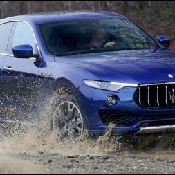 Assetto VR: Taking the Maserati Levante S offroad at Transfagarasan!