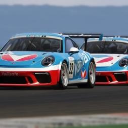Assetto Corsa | L'équipe Vaillante ready to enter the Porsche Super Cup