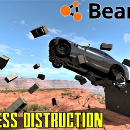 BeamNG - Senseless Destruction Campaign
