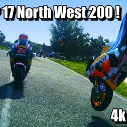 MotoGP 17 - North West 200 Circuit (4k)