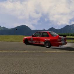 Assetto Corsa - BMW M3 Drift @ Drift Playground