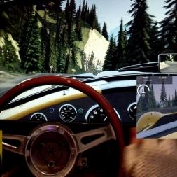 AC - Lake Louise 23km Freeroam - Shelby Cobra - hot lap