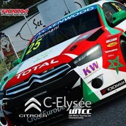 Raceroom - Race - Citroen C-Elysée WTCC @ Circuit Zolder - PC 60FPS