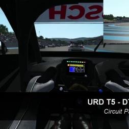 rFactor2 - DX11 - URD T5 (DTM2016) @ Circuit Paul Ricard - VR(DK2)