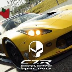 Assetto Corsa - MOD - Corvette C7.R @ Mosport Park - PC 60FPS