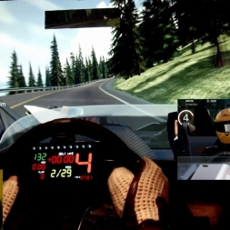 AC - Lake Louise 23km Freeroam - KTM X-Bow - online hot lap