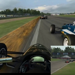 FRJ @ Mid Ohio chicane, 11 lap race, Adaptive AI