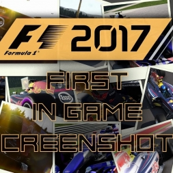 F1 2017 ACTUAL SCREENSHOTS - Red Bull RB13, Toro Rosso STR12 & Red Bull RB6